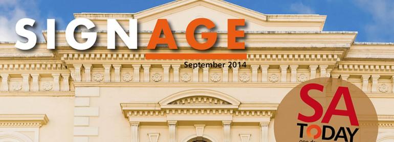 SIGNAGE | September